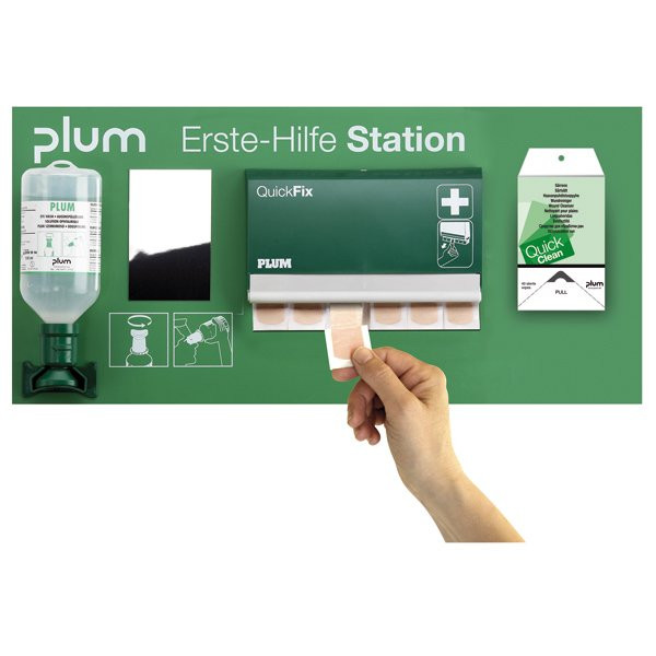PLUM Erste-Hilfe Station - All-In-One Lösung