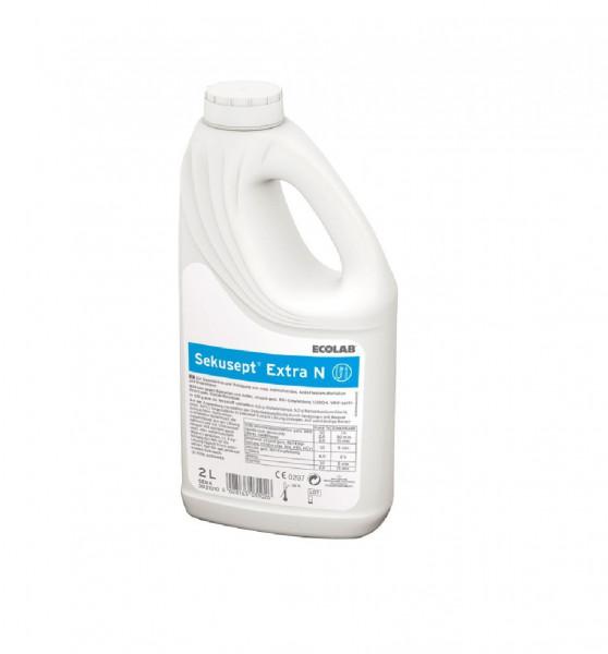 ECOLAB Sekusept™ Extra N | 2 Liter Flasche