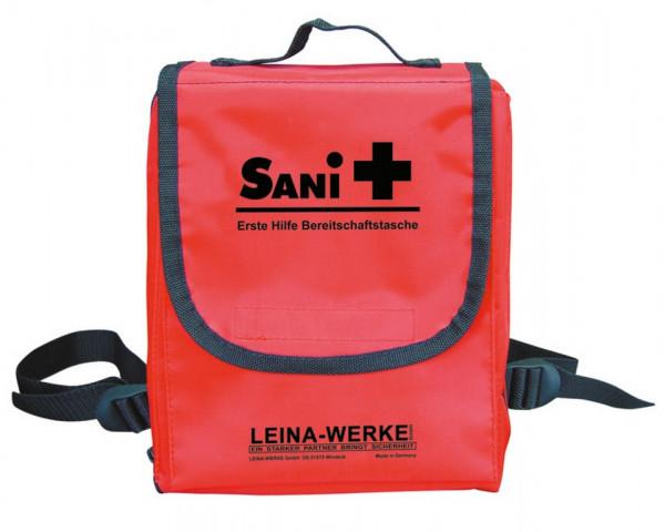 LEINA WERKE Erste-Hilfe Bereitschaftstasche SANI mit Füllung DIN 13160