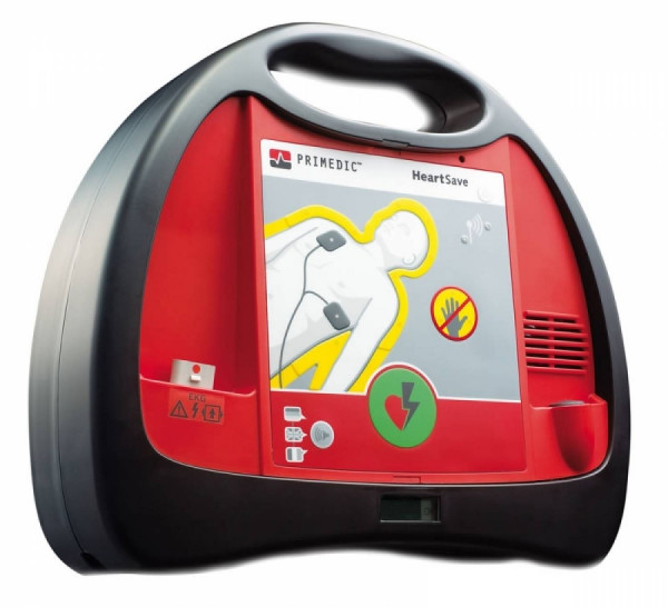 Primedic™ HeartSave® AED mit PowerLine Netzteil