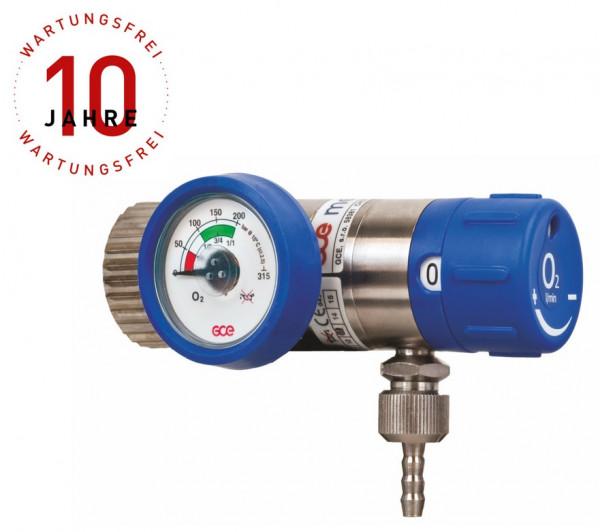 GCE MEDISELECT® II Sauerstoff Druckminderer Rescue 25