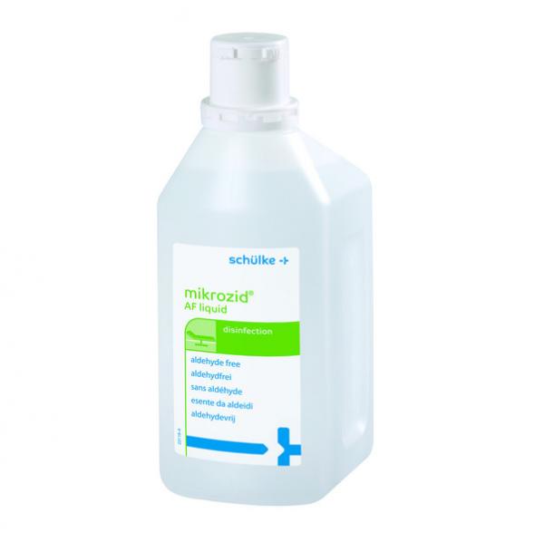 schülke mikrozid® AF liquid Schnelldesinfektion | ohne Sprühkopf | 1000 ml Flasche