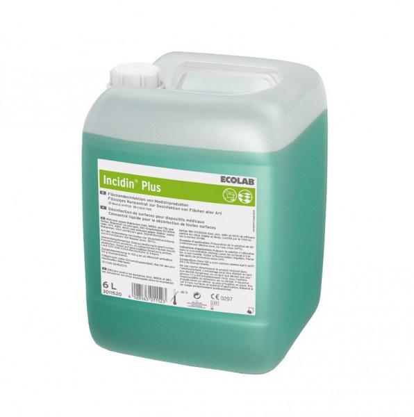 ECOLAB Incidin™ PLUS | 6 Liter Kanister