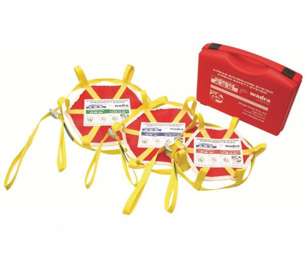 Dönges® Airbag-Sicherungs-System A.S.S. - Fahrerseite PKW / Kleintransporter / LKW