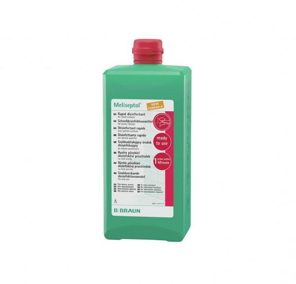 B. Braun Meliseptol® New Formula Schnelldesinfektion | 1000 ml Flasche