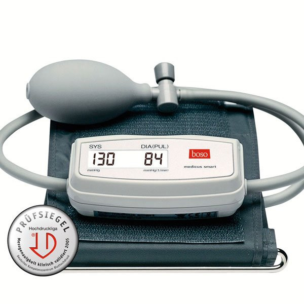 BOSO Blutdruckmessgerät - elektrisch - Oberarm - medicus smart