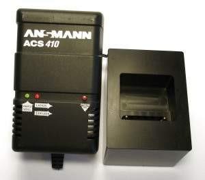 SCHILLER® FRED easy - Ladegerät für wiederaufladbarer Akku