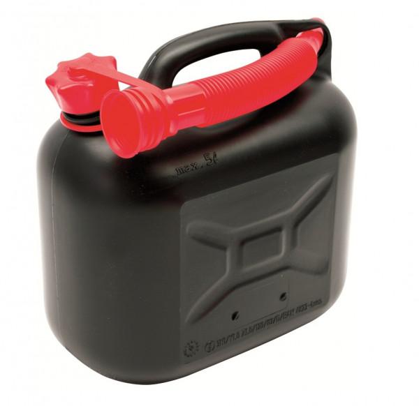 MeierMed Kunststoff-Benzinkanister - 10 Liter