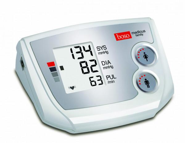 BOSO Blutdruckmessgerät - elektrisch - Oberarm - medicus family