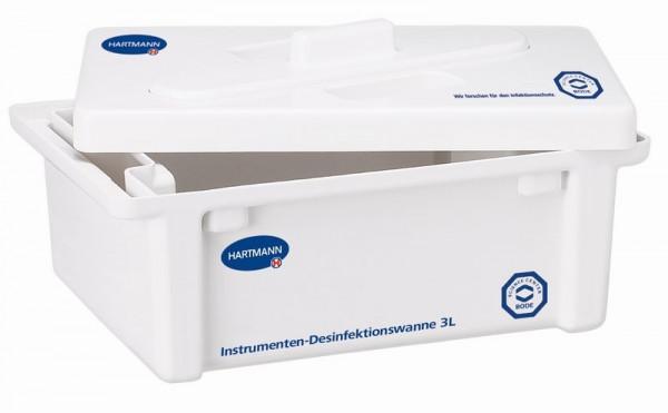 BODE Desinfektionswanne / Instrumentenwanne | 3 Liter | Maße: 30 x 20 x 11 cm
