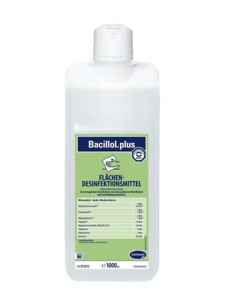 BODE Bacillol® plus Schnell-Desinfektionsmittel | 1000 ml Flasche