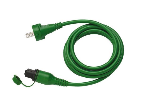 DEFA Verbindungskabel Fahrzeug und 230 Volt Steckdose - Länge: 5 Meter