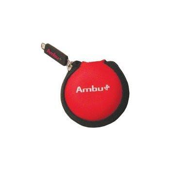 Ambu® ResKey® Beatmungstuch im Softcase - Farbe: Rot