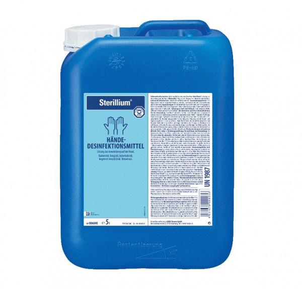 BODE Sterillium® Händedesinfektion | 5 Liter Kanister