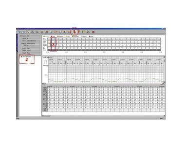 medical ECONET BM Central Zentrale Monitoring Software
