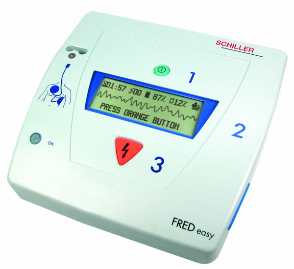 SCHILLER® AED FRED easy - Halb-automatisch