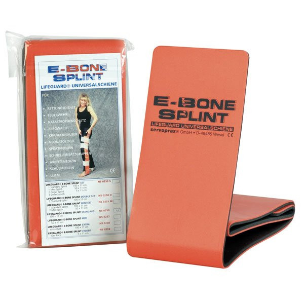 Lifeguard® E-Bone Splint / Splintschiene - Mini - Größe: 50 x 11 cm