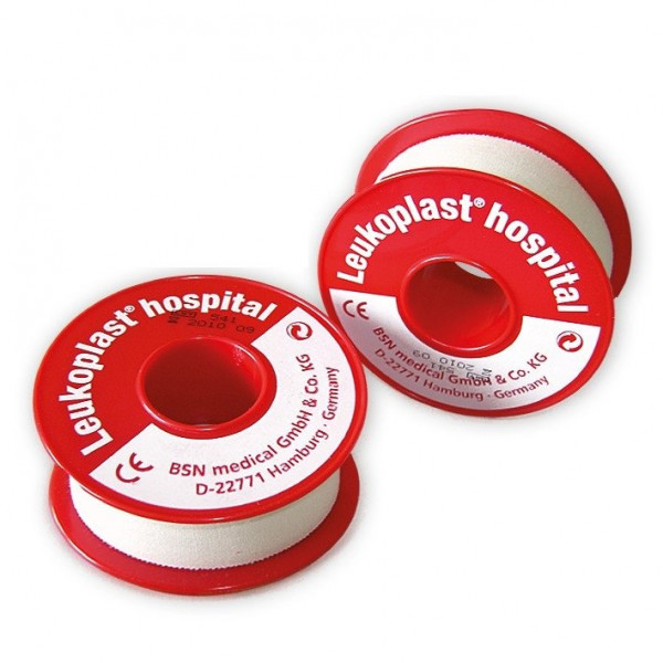 BSN medical Leukoplast® hospital Rollenpflaster   Größe: 2,50 cm x 9,2 m