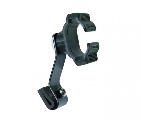 UK-Lights® Metall / Kunststoff Helmhalterung für Halbschalenhelme nach DIN 14940