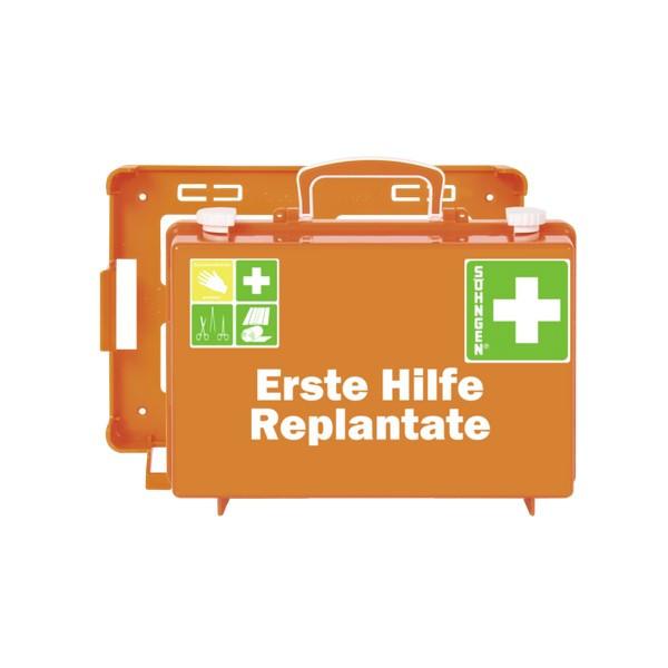 SÖHNGEN® Replantat-Notfallkoffer im Koffer SN-CD | Farbe: Orange