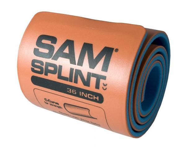 SAM® SPLINT Standard - Abmessung: 11 cm x 91,44 cm - Ausführung: gerollt