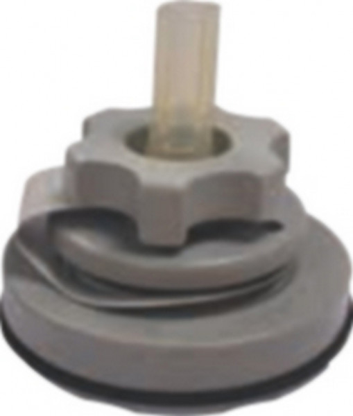 B.u.W.Schmidt® Ersatz-Schraubventil | Farbe: Grau