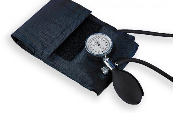 MeierMed Blutdruckmessgerät mit Oberschenkelmanschette - 2-Schlauch