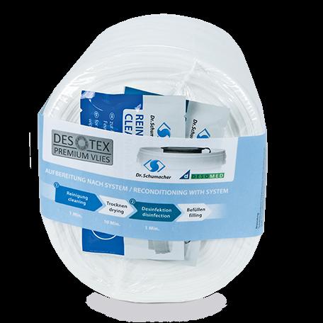 Dr. Schumacher ECO WIPES® Vliestücher | Tücherrolle mit 100 Tücher