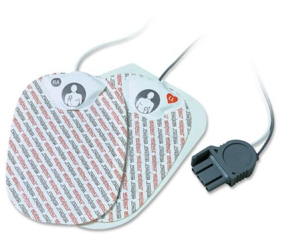 MEDI-TRACE™ Defibrillationselektroden Physio Control - Quick Combo - Erwachsene - 10 Stück