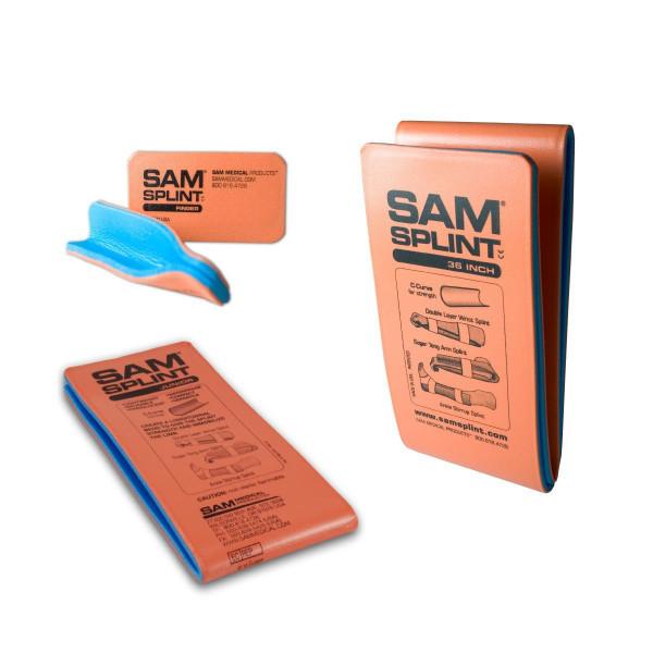 SAM® SPLINT Schienen-Set I