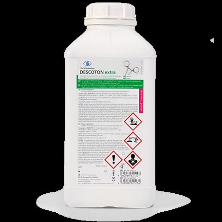 Dr. Schumacher DESCOTON® extra Instrumentendesinfektion | 2 Liter Flasche