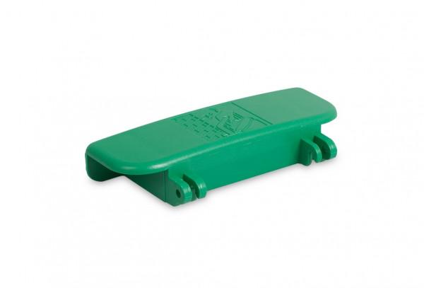 Weinmann Set Entriegelungstaste für ACCUVAC Basic   Farbe: Grün