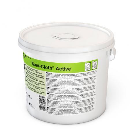 ECOLAB Sani-Cloth™ Active | 1 Eimer a 225 Tücher