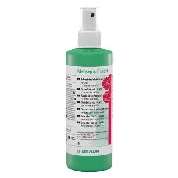 B. Braun Meliseptol® rapid Sprühdesinfektion   250 ml Sprühflasche