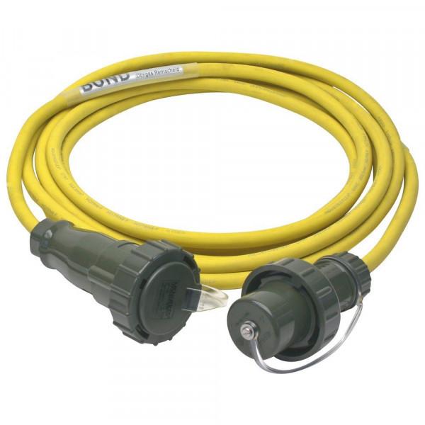 Mennekes® THW Verlängerungsleitung | Verlängerungskabel - 230 V | 16 A - Länge: 25 m