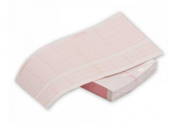 medical ECONET CTG Papier | Fetalmonitor BT 300 D / S | 1 Faltlage