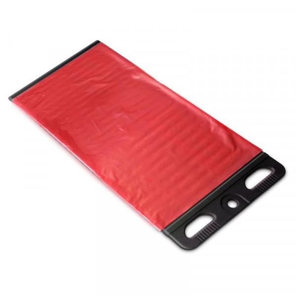 Petermann Alpha® Vision Rollboard Small   Ausführung: nicht faltbar   Farbe: Rot