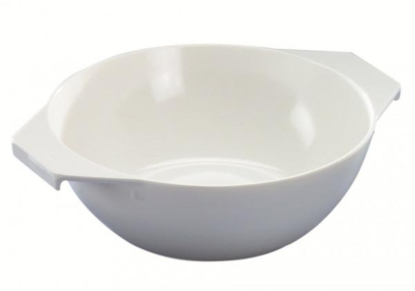 MeierMed Eintopfschüssel - Farbe: Weiß - Material: Melamin - Inhalt: 1000 ml