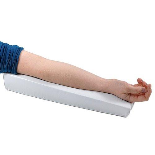 Bisanz Injektionskissen aus PVC | Länge: 30 cm | Farbe: Creme