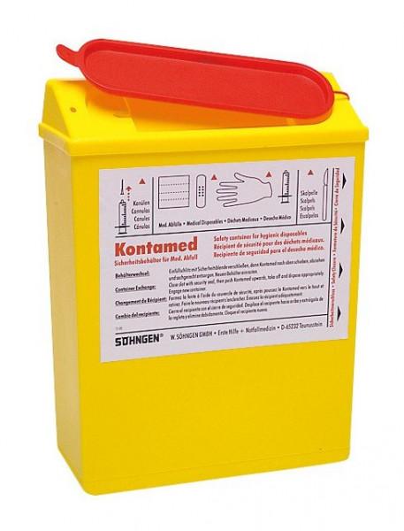 SÖHNGEN® KONTAMED® Kanülen Sicherheitsbehälter / Abwurfbox
