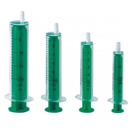 B. Braun Injekt® Einmalspritzen - 2 ml - 1 Stück
