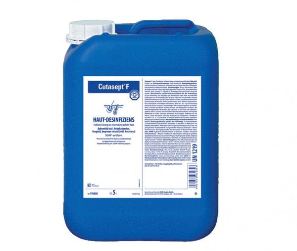 BODE Cutasept® F Hautdesinfektion | 5 Liter Kanister