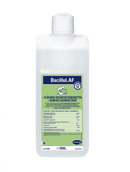 BODE Bacillol® AF Schnell-Desinfektionsmittel | 1000 ml Flasche