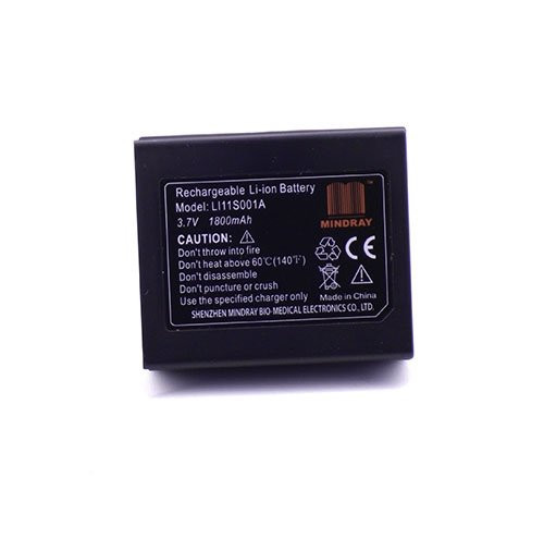 mindray Lithium-lon Akku für Hand-Pulsoximeter PM 60 | OxiPlus 400