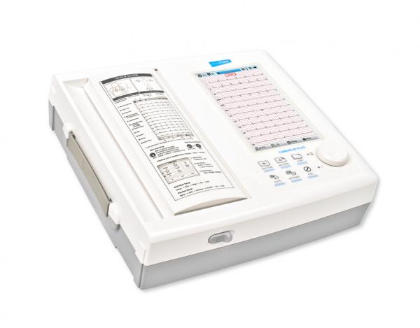 "medical ECONET EKG Cardio-M Plus mit 7"" Touchscreen inkl. Spirometer SPM-300"