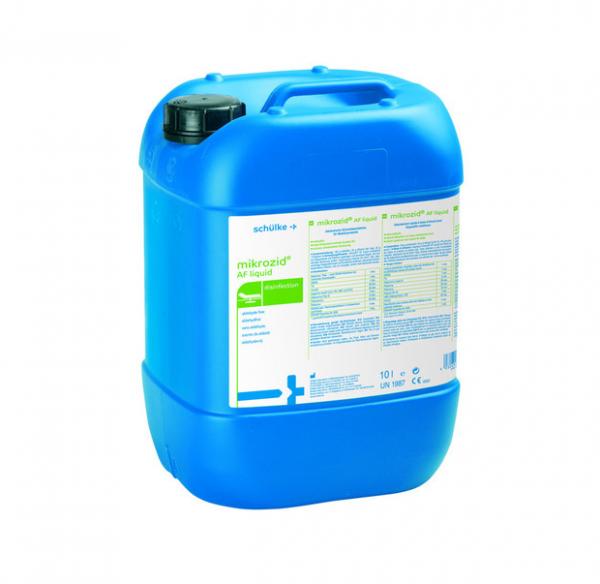schülke mikrozid® AF liquid Schnelldesinfektion | 10 Liter Kanister