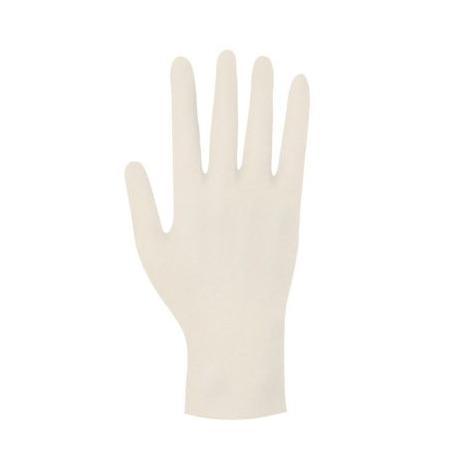 Meditrade Vinyl 2000 PP Handschuhe | leicht gepudert | Packung á 1000 Stück