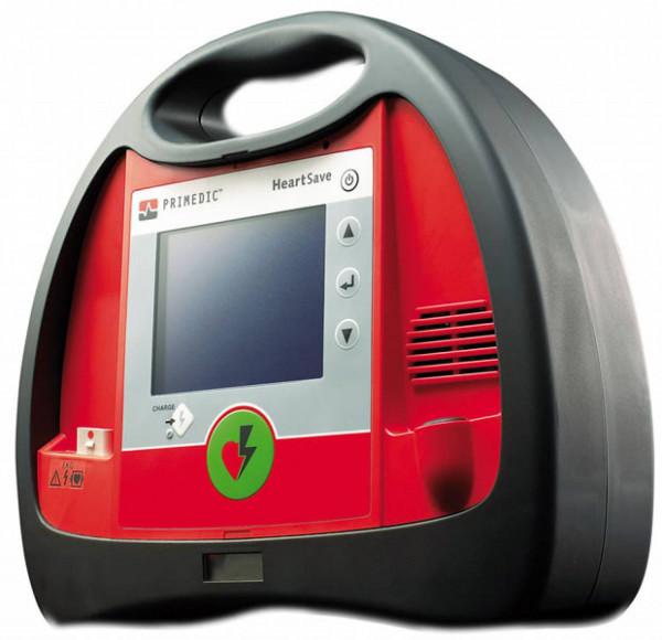 Primedic™ HeartSave® AED-M mit wiederaufladbarem Akku-Pak