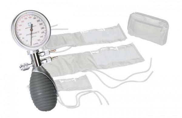 MeierMed Blutdruckmessgerät 2-Schlauch - Deluxe