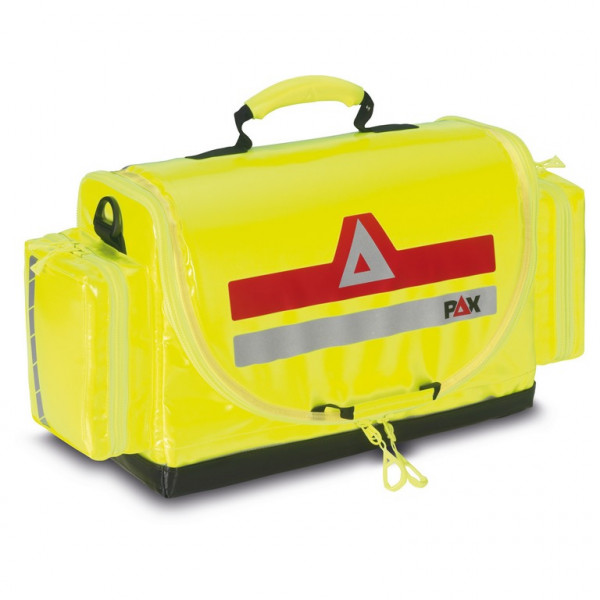 PAX® Kinder-Notfall-Tasche | Material: PAX®-Plan | Farbe: Tagesleuchtgelb